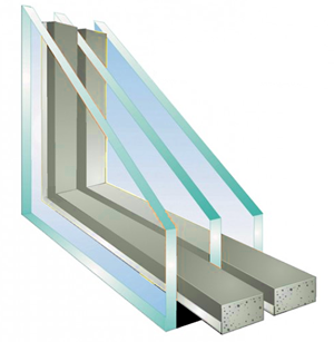 Bahama home improvements for Triple glazing